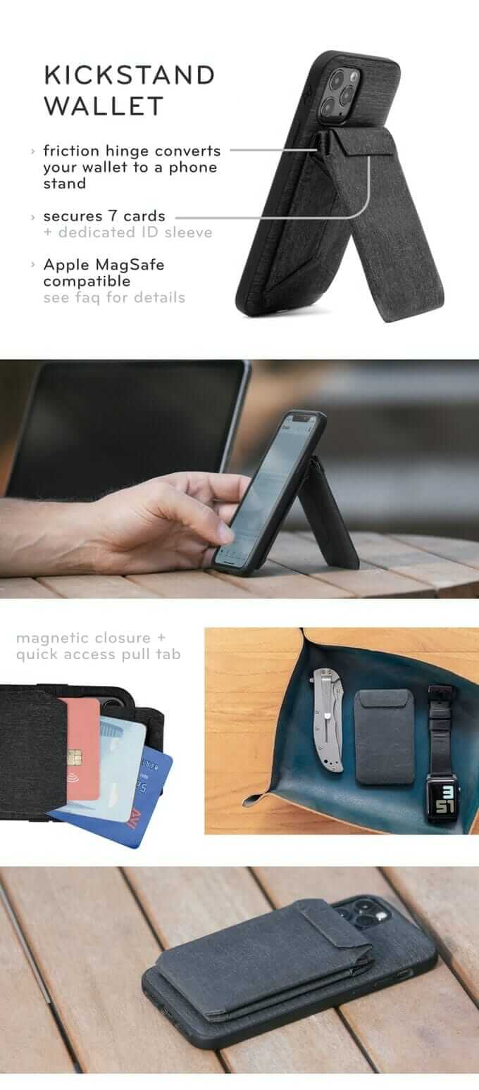 Peak Design Kickstand Wallet
