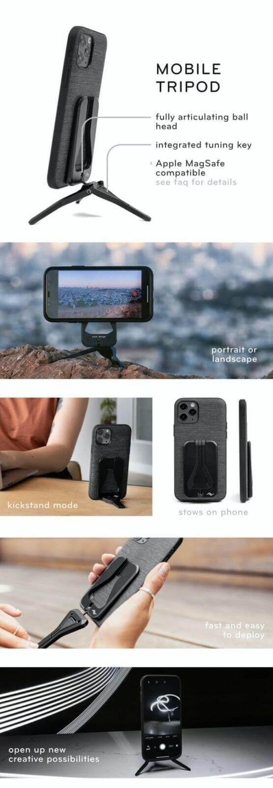 Peak Design Mobile Tripod